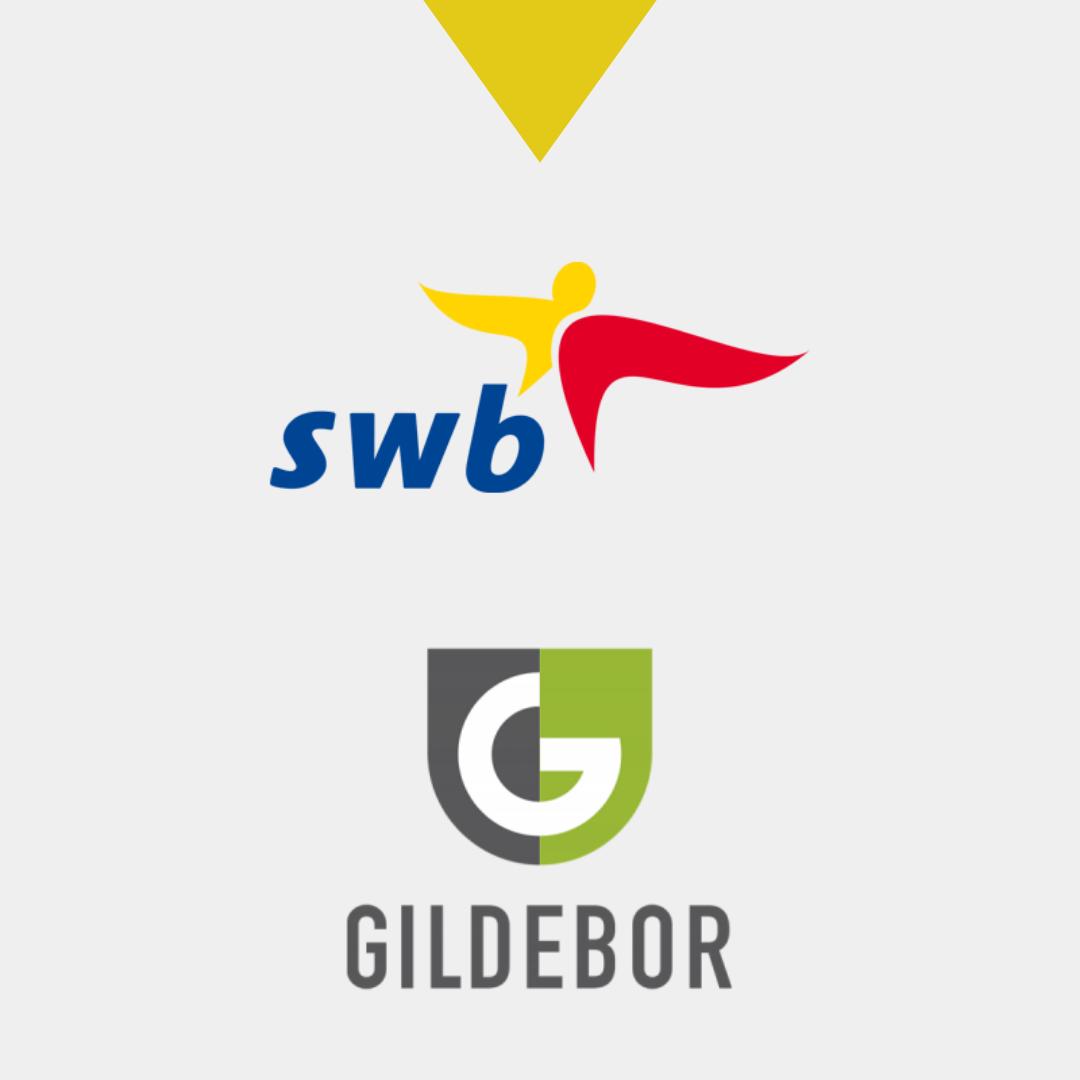 Logo SWB en Gildebor TKC