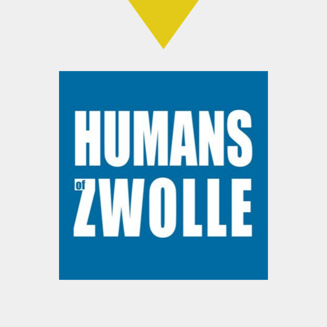 Logo Humans of Zwolle TKC