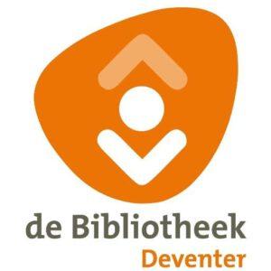 Logo Bibliotheek Deventer