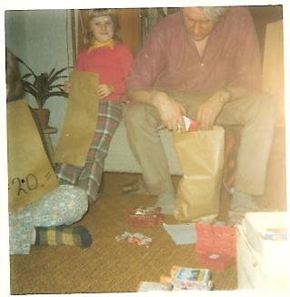 Vuurwerkpakketten maken in 1974