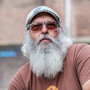 Humans of Zwolle met baard