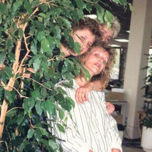 Kantoortuin 1989