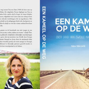 Kameel op de weg - cover boek