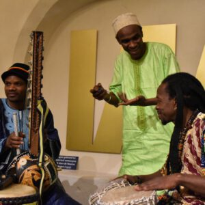 Kameel op de weg - Afrikaanse band