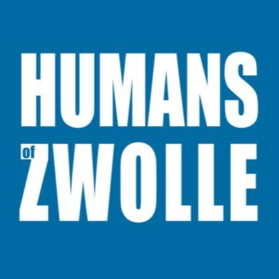 Logo Humans of Zwolle
