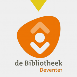 Logo Bibiotheek Deventer TKC