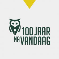 Logo 100 Jaar na Vandaag TKC