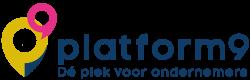 Logo Platform 9 met tagline 2021