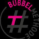 Logo Bubbelmethode donker