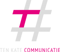 Logo Ten Kate Communicatie grijs png