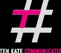 Logo Ten Kate Communicatie grijs png